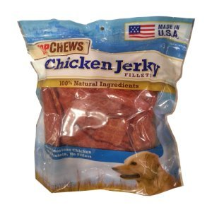 Top Chews Chicken Jerky Dog Treats 3 Lb Bag